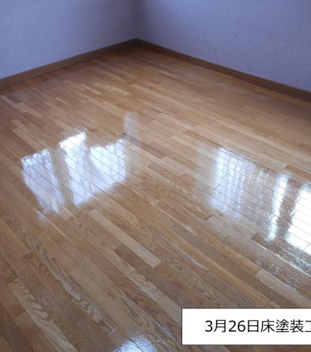 札幌市豊平区 Eマンション階段室塗替え工
